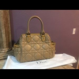 Christian Dior limited edition bag